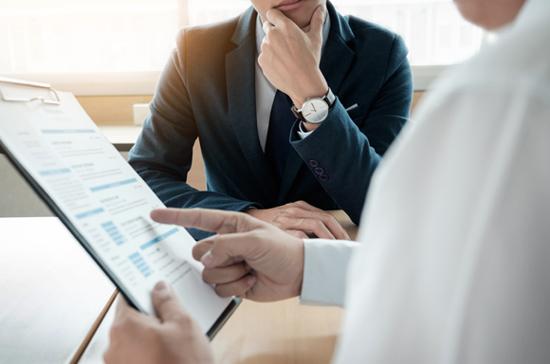 お客様の立場で投資目的に合った商品選びをお手伝い